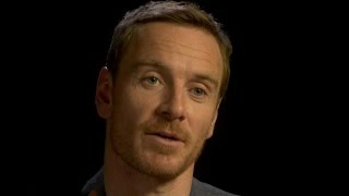 Michael Fassbender Jokes About His Love-Hate Relationship With Another Hollywood Ginger