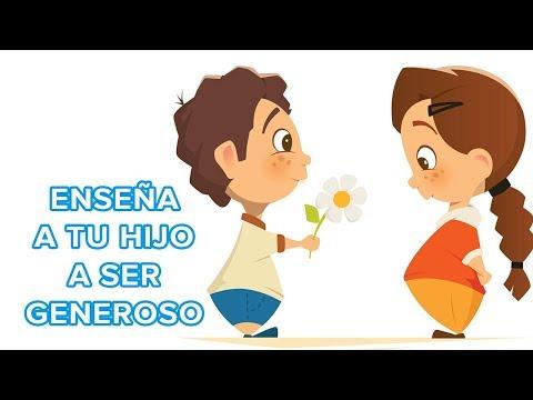 Cómo Enseñar El Valor De La Generosidad A Los Niños 12