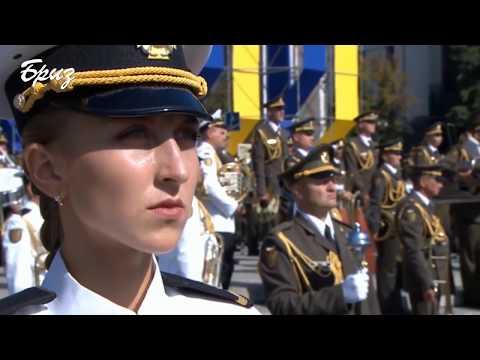 Телерадіостудія Бриз МО України: Спеціальна представниця Генерального секретаря НАТО відвідала Інститут ВМС