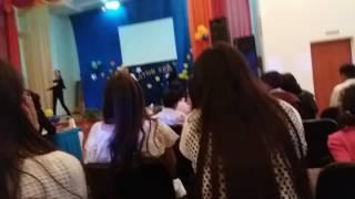 Современный танец в школе флешмоб золотая осень