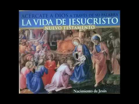 2 Enrique Rocha - La Historia Sagrada Nuevo Testamento - Volumen 2 Nacimiento de Jesús