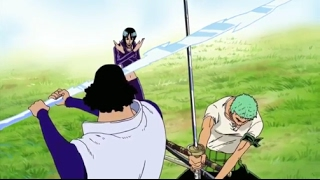 Luffy Zoro And Sanji Try To Protect Robin From Aokiji ! One Piece ENG SUB thumbnail
