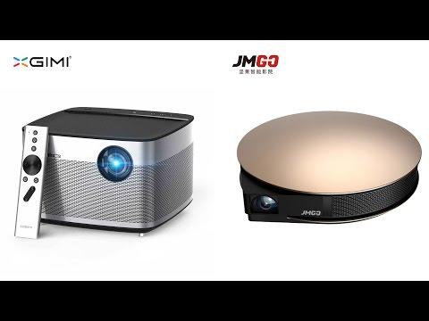 Xgimi Z5 Right Compare With Xgimi Z4 Aurora Left