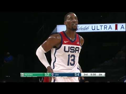 Team USA vs Team Nigeria | July 10 | 2021 Olympics