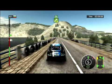 WRC World rally championship career