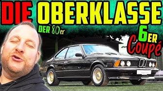 Die OBERKLASSE der 80er! - BMW 635 CSI E24 - Endlich ein BMW in der Halle77!