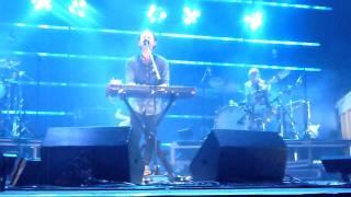 Radiohead - Supercollider HD (front row!) @ Roseland Ballroom 09-29-11