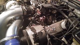 Buick TR Motor with Chamption Irons, Roller Cam & Rockers