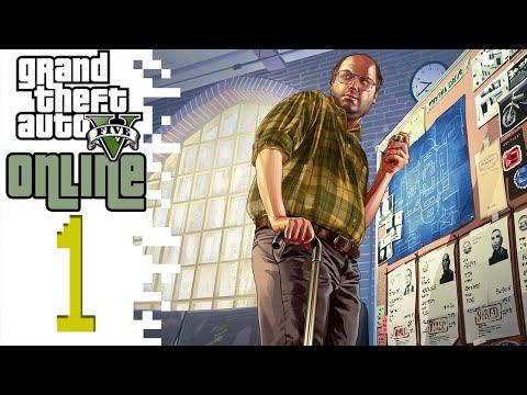 Let's Play GTA V Online PC (GTA 5) - EP01 - We're Back!