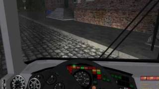 City Bus Simulator 2010: MB O405N BVG