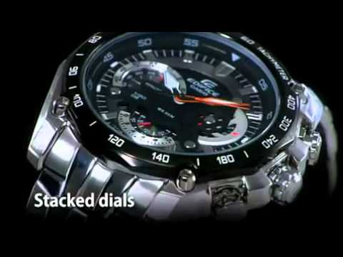 Casio EDIFICE EF-550D x RedBull Official CM - YouTube 90f3294cd8