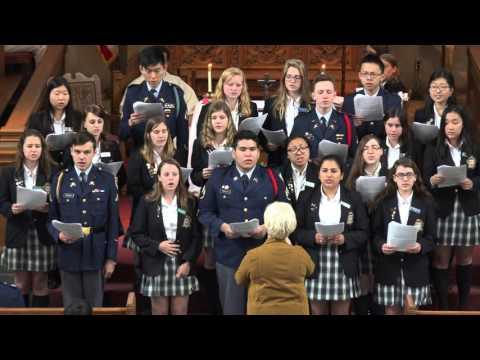 Culver Academies Choir @ Mass for Parent's weekend May 1,2016