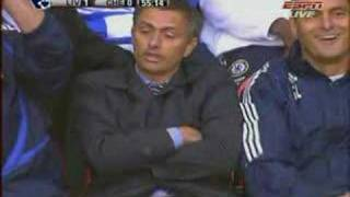 Mourinho with Portuguese Badwords