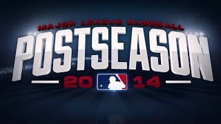 MLB 2014 Postseason Highlights