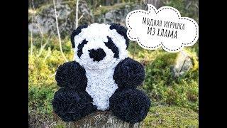 Мишка из роз своими руками.Хит 2019 своими руками .Панда.Игрушка своими руками.DIY Rose Teddy.