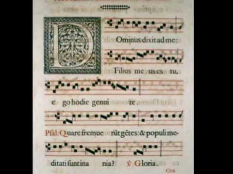 Gregorian chant - Circumdederunt me