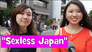 Japanese React To sexless Japan  Interview