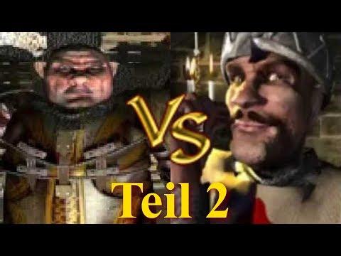 Schwein vs Sheriff - Teil 2 | Stronghold Crusader KI Kämpfe