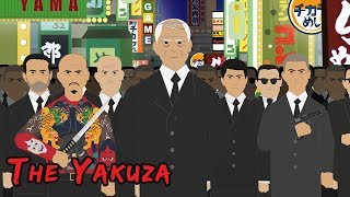 The Yakuza -  Mafia of Japan