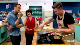 Ver Fırına - Haftanın İlk Programının Teması Salçalı Yemekler - 1(18.05.2015)
