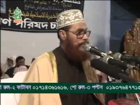 Bangla waz: Qiyamoter Alamot by Allama Delwar Hossain Sayeedi