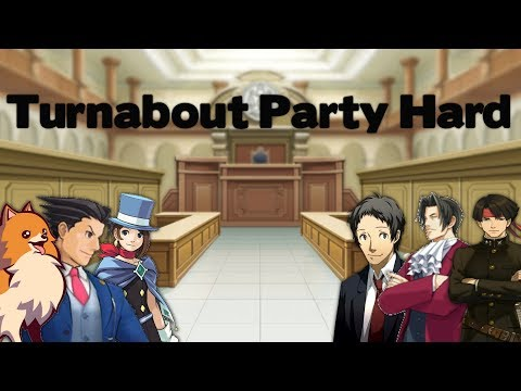 Ace Attorney Online - Turnabout Party Hard
