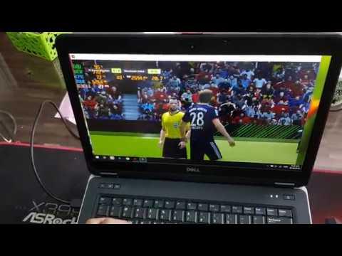 Laptop 6 triệu chơi FFO4 FIFA Online 4 nhập USA bảo hành 1 năm Lãng khách