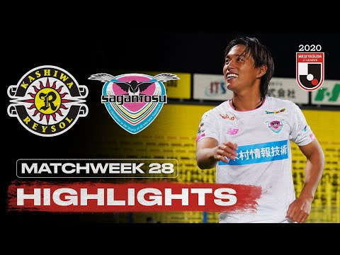 Kashiwa Sagan Tosu Goals And Highlights