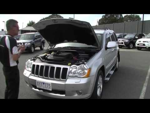 2010 jeep grand cherokee wh overland wagon 5dr auto 5sp 4x4 review b4754 youtube. Black Bedroom Furniture Sets. Home Design Ideas