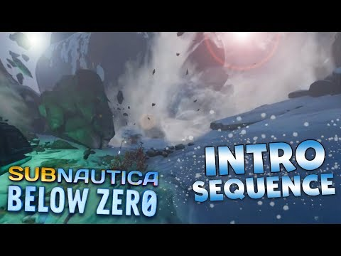 Subnautica Below Zero - THE INTRO SEQUENCE (First Look!) | Subnautica Below Zero News