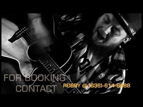 PEARL JAM BLACK COVER BY ROBBY