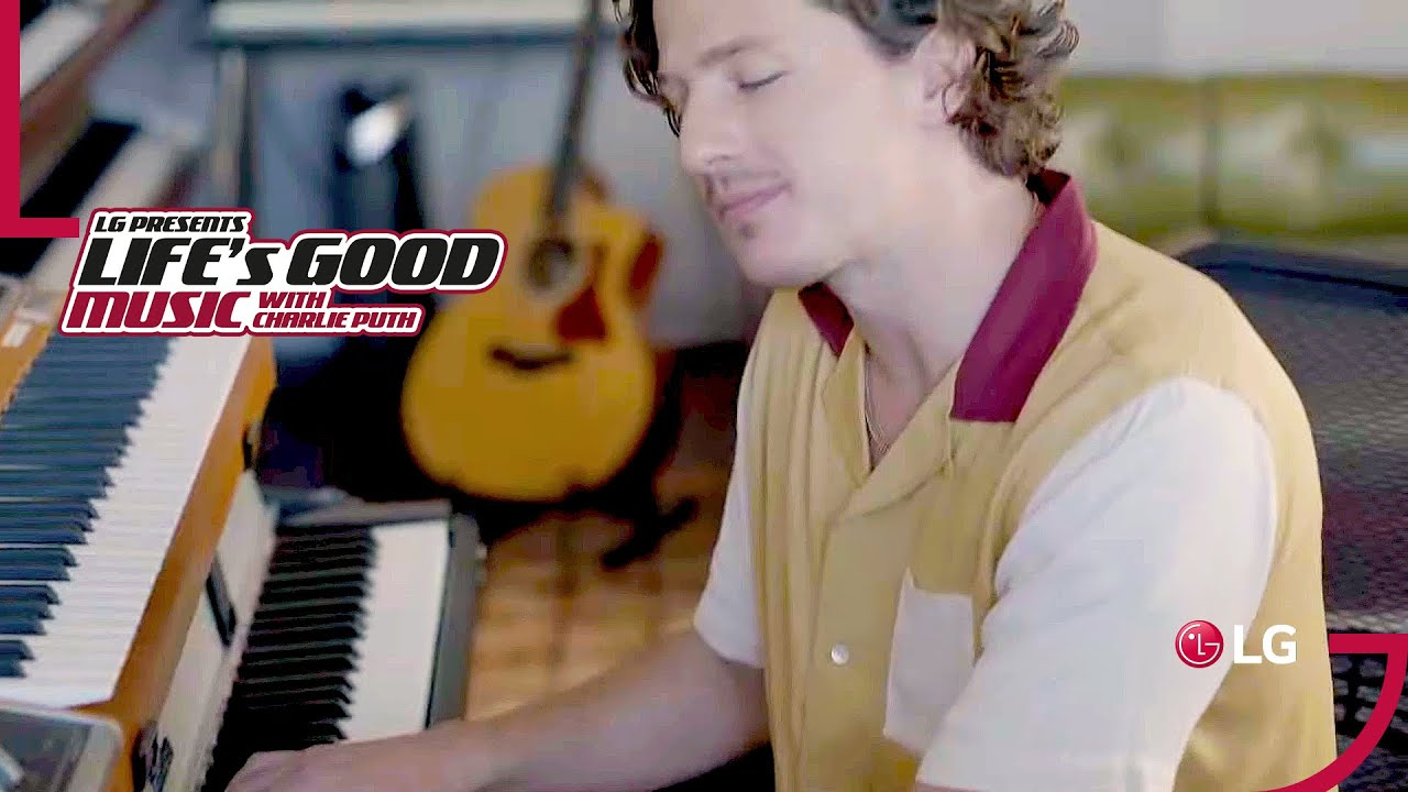 Life's Good Music Season 2 with Charlie Puth l LG