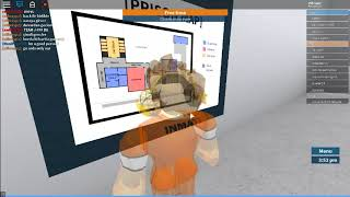 ROblox prison life 2.0.2 entering the secret place