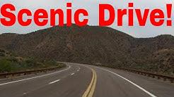 Tonto Basin to Globe on Highway 188, Arizona