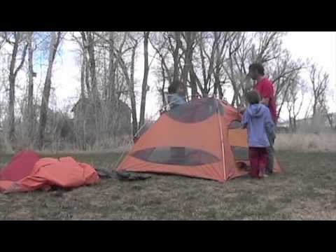 & Limelight 3p Tent by Marmot - YouTube