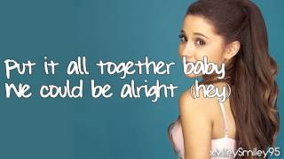 Ariana Grande ft. Big Sean - Right There (with lyrics)