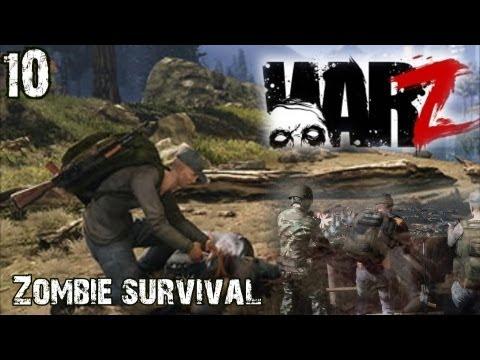 """WarZ - Zombie Survival Gameplay (Episode 10) """"Pure Darkness"""""""