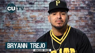 Center Up Tv - EP 15 - Bryann Trejo Talks Trusting God And Living For Jesus