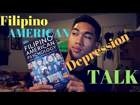 Filipino - American Depression Talk