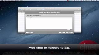 iZIP - Zip, unzip, encrypt, and share files on your Mac - Download Video Previews