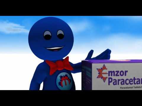 Image result for Emzor Paracetamol video gif
