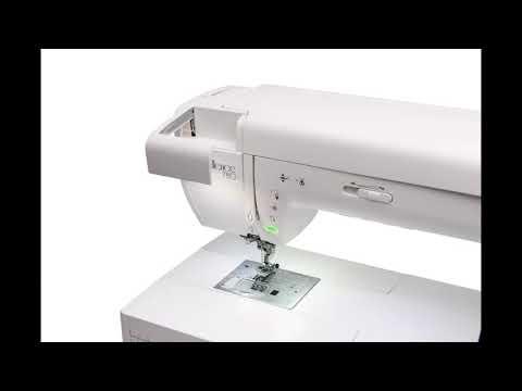 Elna 40 YouTube Custom Elna 780 Sewing Machine
