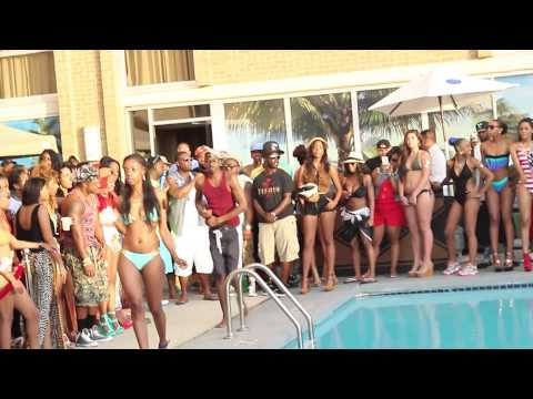 DORROUGH POOL PARTY