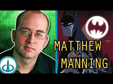 WDb Interviews MATTHEW MANNING | 12th Level Intellects