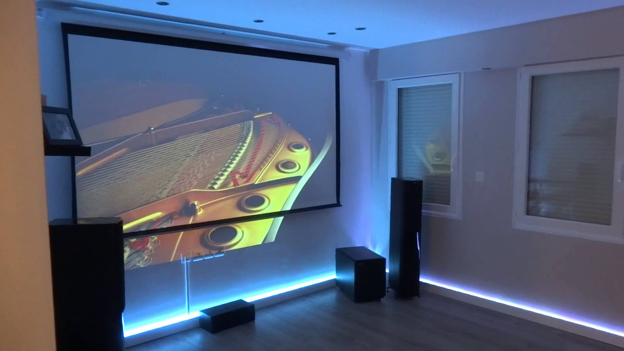 Home cinema raspberry pi