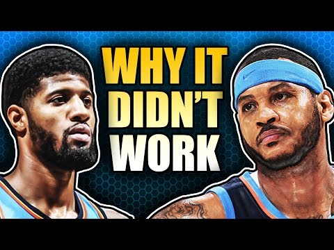 Paul George Reveals The Problem With Carmelo Anthony