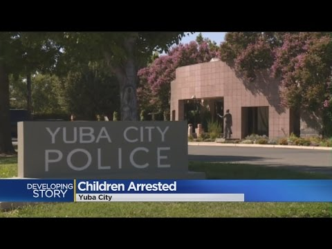 Children Arrested in Yuba County Attempted Robbery