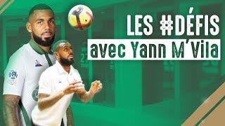 Les #DÉFIS de Yann M'Vila coaché par Jessy Moulin