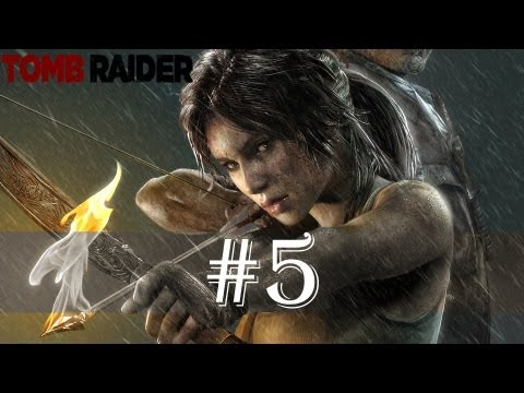 Tomb Raider - Walkthrough - Part 5 - Fail S.O.S (XBOX/PS3/PC)