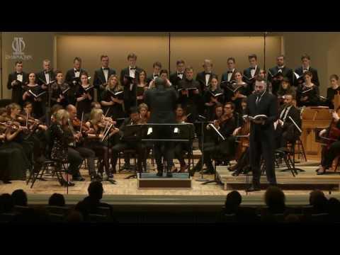 "Luigi De Donato - G. F. Handel – Messiah - ""Why do the Nations"" - Moscow State Philharmonic Society"